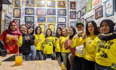 Halal Bihalal Lady Bikers Indonesia (LBI) Untuk Lepas Kangen