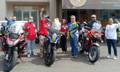 Gandeng Bikers, Li-Foundation Gelar Pengecekan Kesehatan Gratis