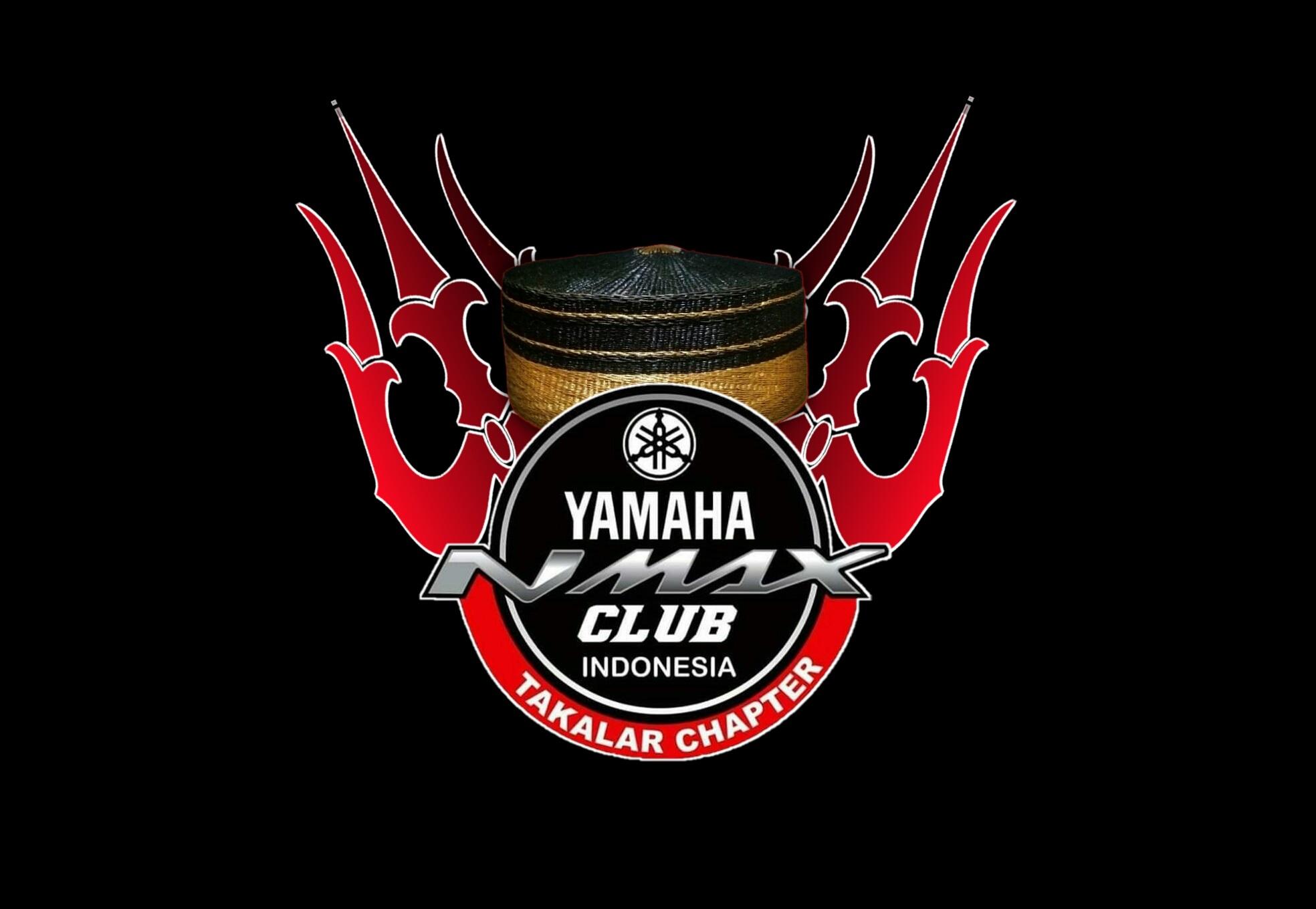 Yamaha NMax Club Indonesia (YNCI) Takalar Ganti Logo, Adopsi  Jiwa Pejuang Para Raja