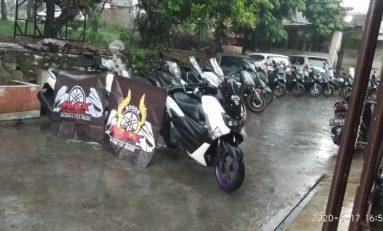 Max United Bogor dan Jakarta Kompak Bagi-bagi Sembako di Bulan Ramadhan