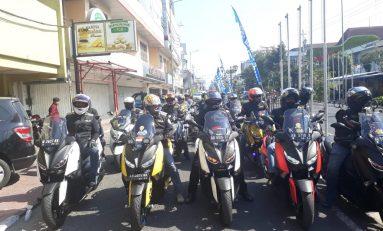 MAXI Yamaha Day Sambangi Bandung, Ada Sule dan Budi Dalton