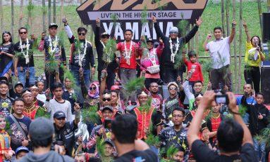 Yamaha MAXI Day 2019 Berakhir di Dieng