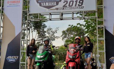 Tahun ke-3 Maxi Yamaha Day Sambangi Purwokerto dan Malang
