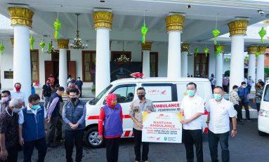 Peduli Kesehatan, MPM Honda Donasi Alat Kesehatan Senilai Rp3,1 M