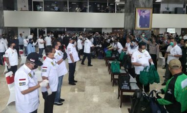 Program MPR RI Peduli Galang Solidaritas - Fight Corona Gandeng Para Bikers