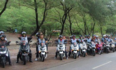 MRC Temanggung Jadi Rumah Kedua Bikers Maxi Yamaha