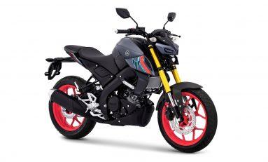 Yamaha MT-15 Tampil Warna Baru, Makin Sangar dan Agresif