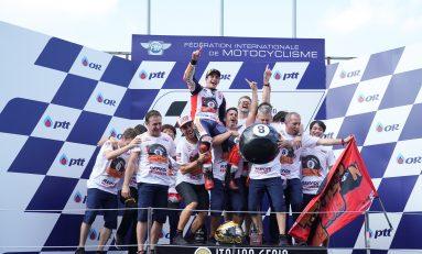 Honda Berjanji Tak Lagi 'Prioritaskan' Marquez Musim Depan