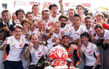 Resmi, Honda Ikat Marquez Hingga 2024