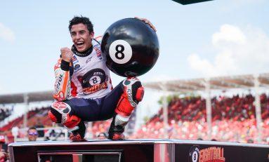 Raih Gelar Kedelapan, Marquez: Ini Musim Terbaik Saya