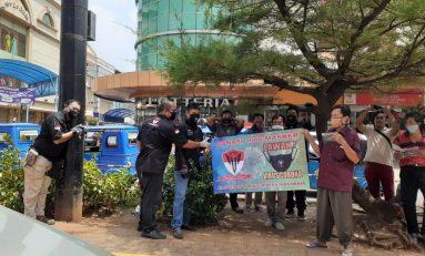 Master Of Torque Riders Indonesia (MTRI) Donasi 1000 Masker