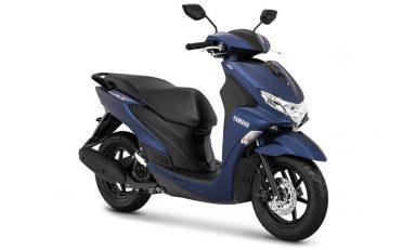 Tampilan Baru Yamaha FreeGo Semakin Amazing