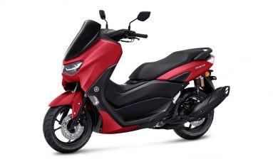 Yamaha Luncurkan Varian Terbaru All New NMAX 155 Connected