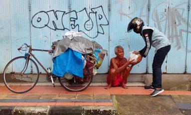 Maxi Riders Community (MRC) Region Magelang dan Yogyakarta Gelar Baksos Bersama