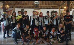 Maxi Riders Community (MRC) Yogyakarta Libatkan Keluarga di Setiap Kegiatan