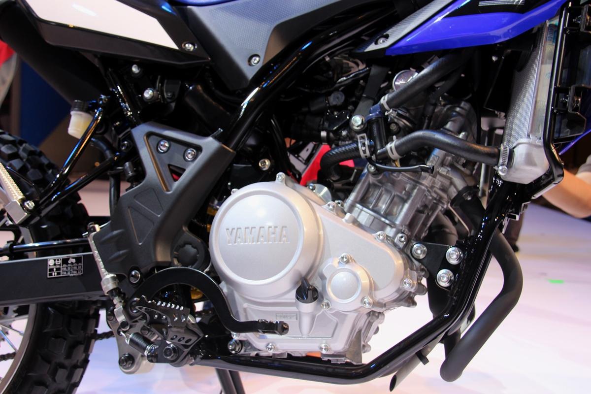 Mesin Yamaha WA 155R
