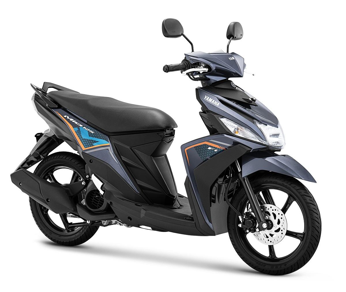 Yamaha Mio M3 Tampil dengan Warna Baru, Makin Modern dan Elegan