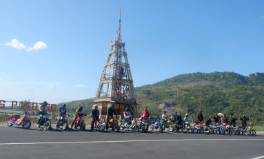 Ratusan Minion Siap Geruduk Gathering Motor Mini Jogja