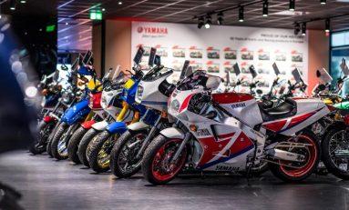 Intip Museum Motor Antik dan Bersejarah Milik Yamaha