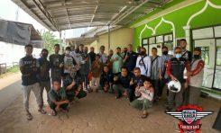 Muslim Biker Indonesia Chapter Tangerang Gelar Kajian 'Manusia dan Kesalahan'