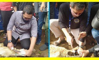 Muslim Biker Indonesia (MBI) Gelar Pelatihan Sembelih Hewan Qurban dan Deklarasi 7 Chapter Baru