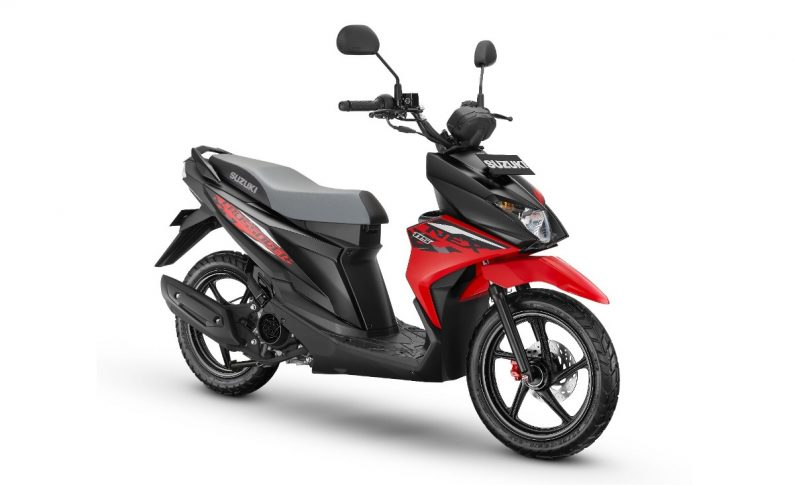 Suzuki Luncurkan NEX Crossover, Pesaing X-Ride dan BeAT Street