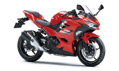 Kawasaki Ninja 250 Model 2021 dengan Color & Graphic Baru