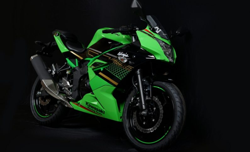 Aroma WSBK Hadir di Kawasaki Ninja 250SL Teranyar
