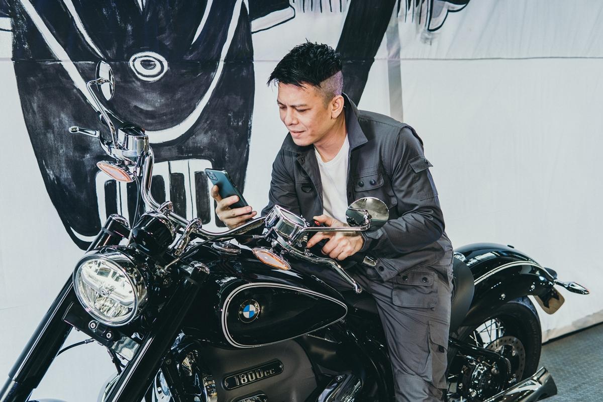 Dijual Milyaran, Ariel Noah Jadi Pemilik Pertama BMW R 18