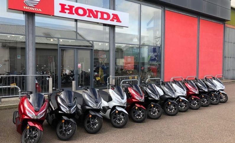 Lawan Corona, Honda Sumbangkan 20 Unit PCX