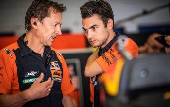 Duet Petrucci dan Pedrosa Diprediksi Bawa Pengaruh Positif untuk KTM