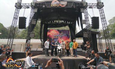 Menteri Perindustrian RI Resmi Buka IIMS Motobike Expo 2019
