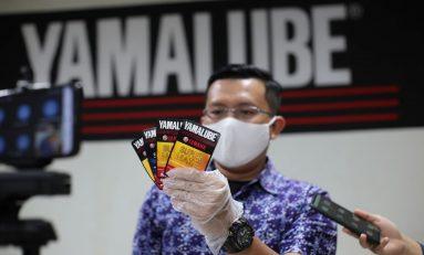 Yamaha Umumkan Pemenang Program Sobek Oli Yamalube