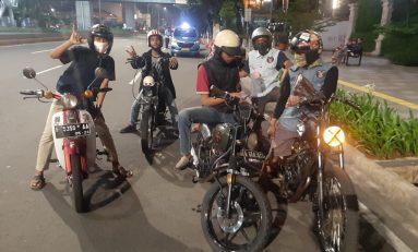 Melihat Eksistensi Komunitas Bikers Persaudaraan Classic Custom (PCC)