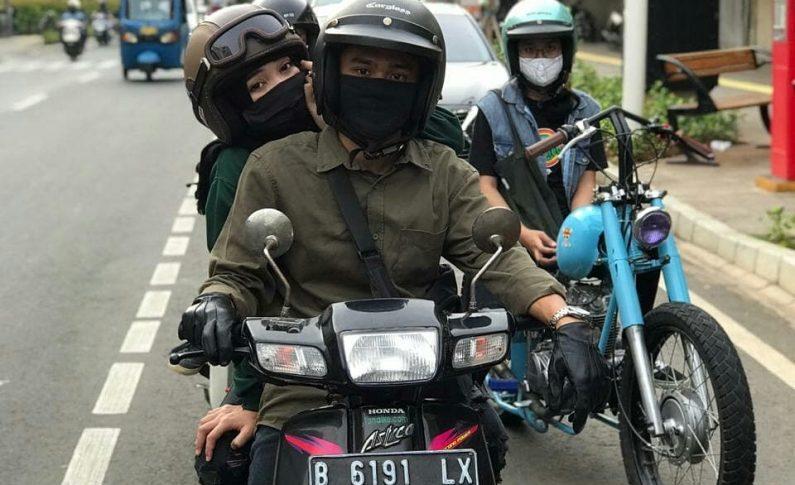 Komunitas Persaudaraan Classic Custom (PCC) Gelar Riding dan Bukber