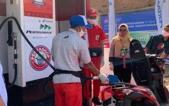 Pertamina Punya Pertashop Untuk Layani Bikers Hingga Pelosok Desa