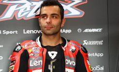 Petrucci Resmi Berpisah Dengan Ducati