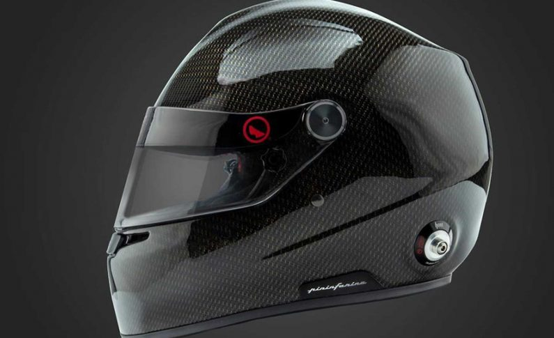 Berteknologi Tinggi, Pininfarina Hadirkan Helm Fullface Anti Panas