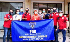 Police Owners Group (POG) Gerakkan Aksi Peduli Berbagi