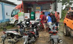 Pertamina Lubricants Buka Posko Ganti Oli Motor Gratis Untuk Korban Banjir
