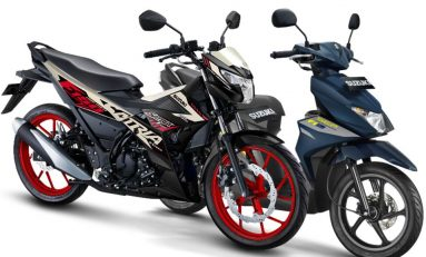 Beli Motor di Suzuki Finance Virtual Expo, Banyak Diskon