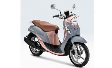 Tampilan Baru Yamaha Fino 125 Premium