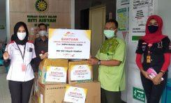 MPM Honda Serahkan Bantuan Rp1,2 M untuk Tenaga Medis