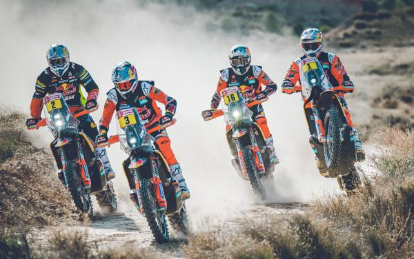 Toby Price Cedera, Sunderland Favorit Juara Reli Dakar Arab Saudi 2020