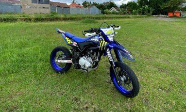 Menjamurnya Trend Modifikasi Supermoto Yamaha WR 155 R
