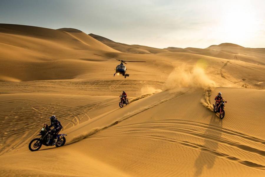 Demi Keselamatan, Balap Reli Dakar 2021 Siap Berevolusi