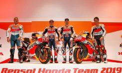 Repsol Honda Launching Tim dan Perkenalkan Alex Marquez di Jakarta