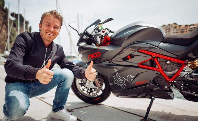 Nico Rosberg Lelang Superbike Listrik Kesayangan, Satu-satunya di Dunia