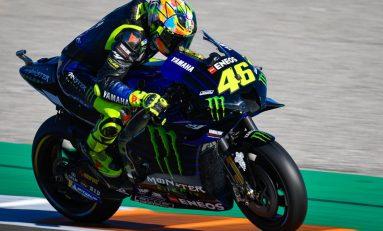 Rossi Senang dengan Motor Anyar Yamaha, Tapi....
