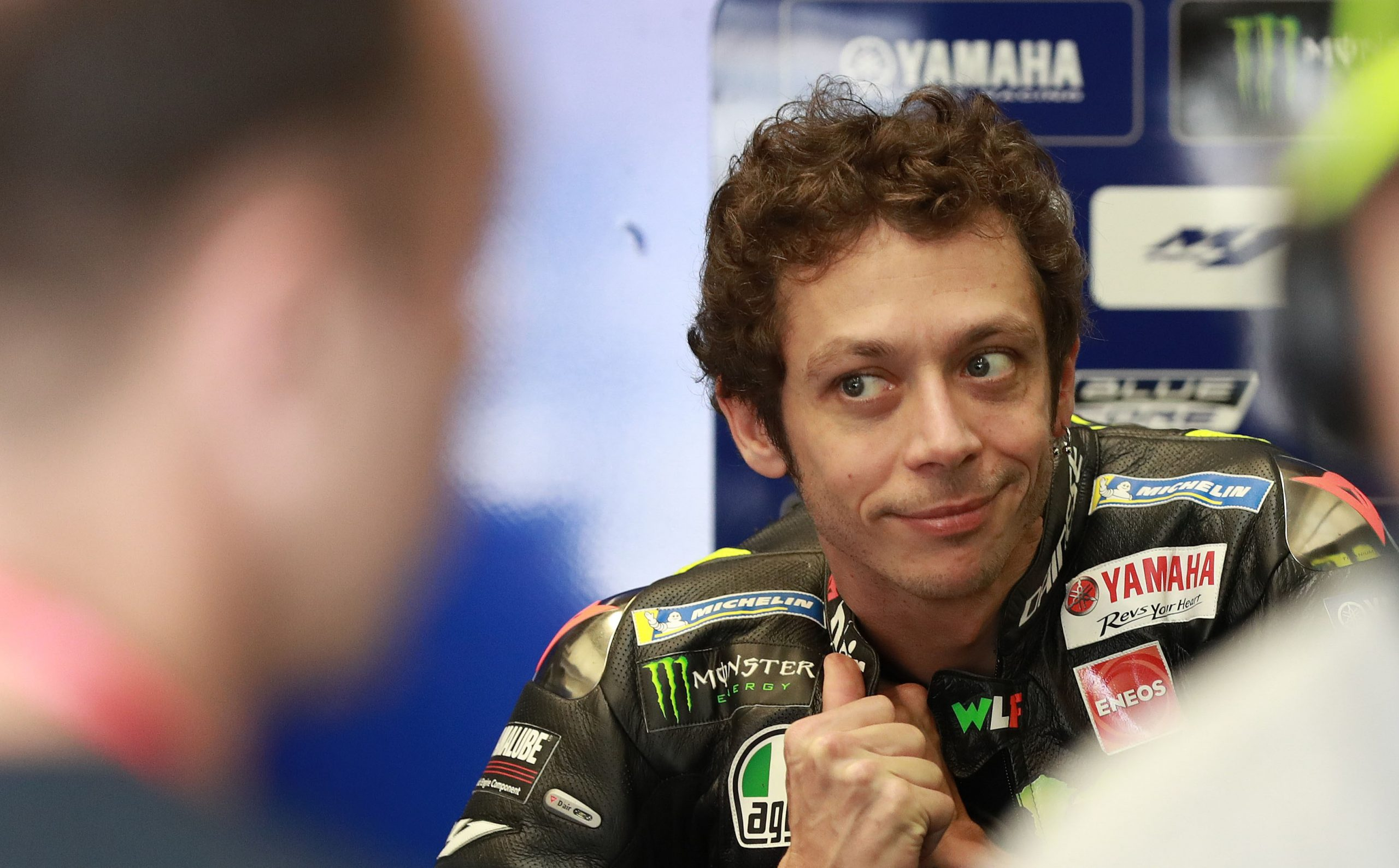 Rossi Tarik Diri Dari Balap MotoGP Esports